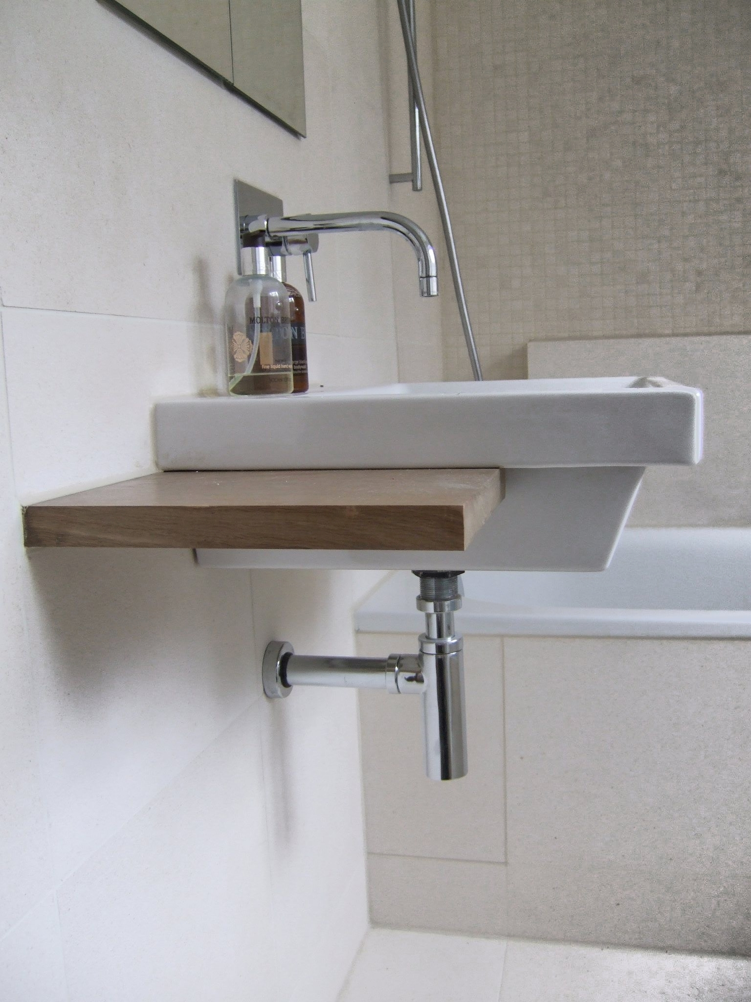 wall mounted basin mixer tap wc with privacy wall bookmark the ...