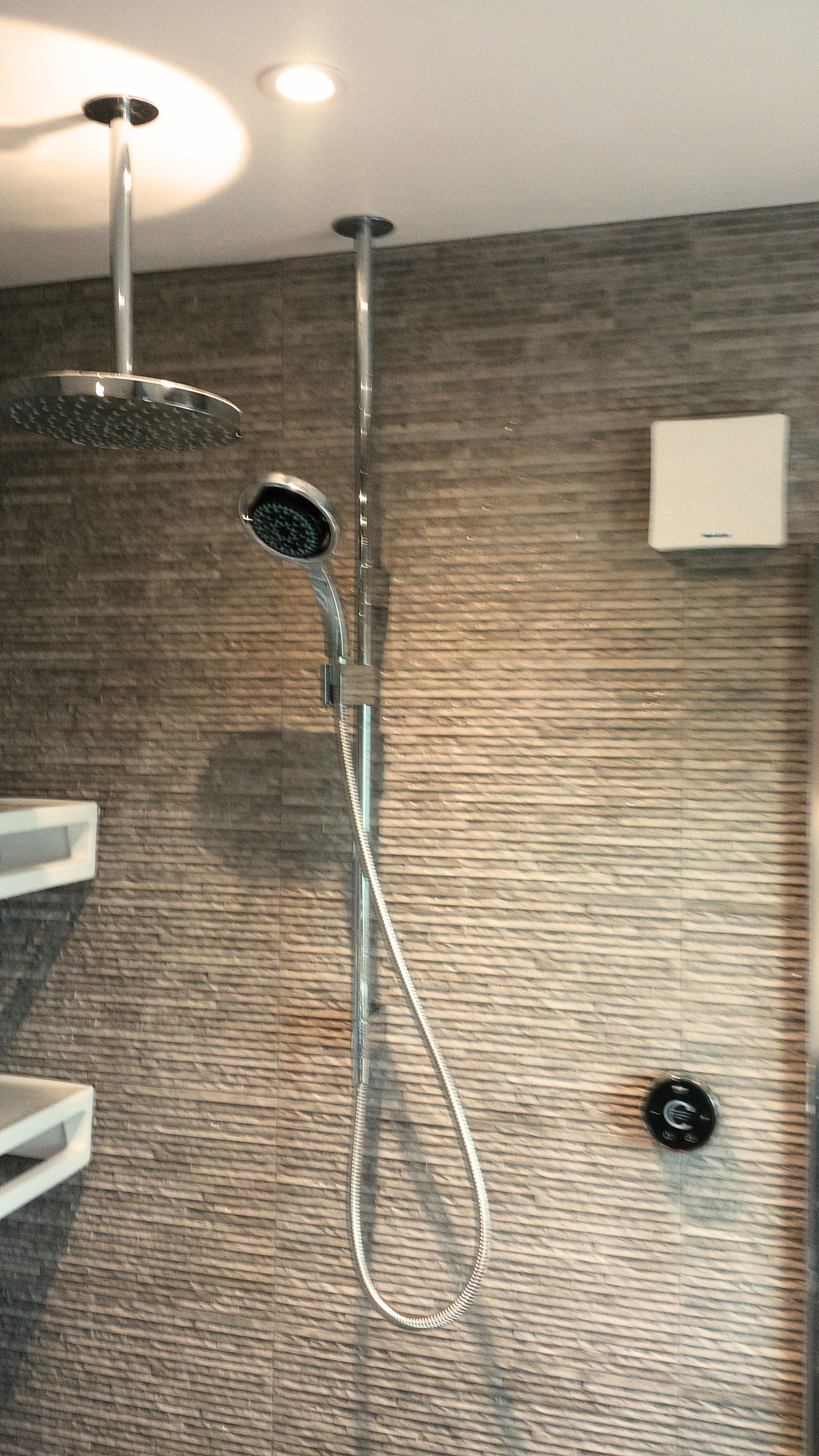 Mira Digital Electric Shower London BathroomsLondon