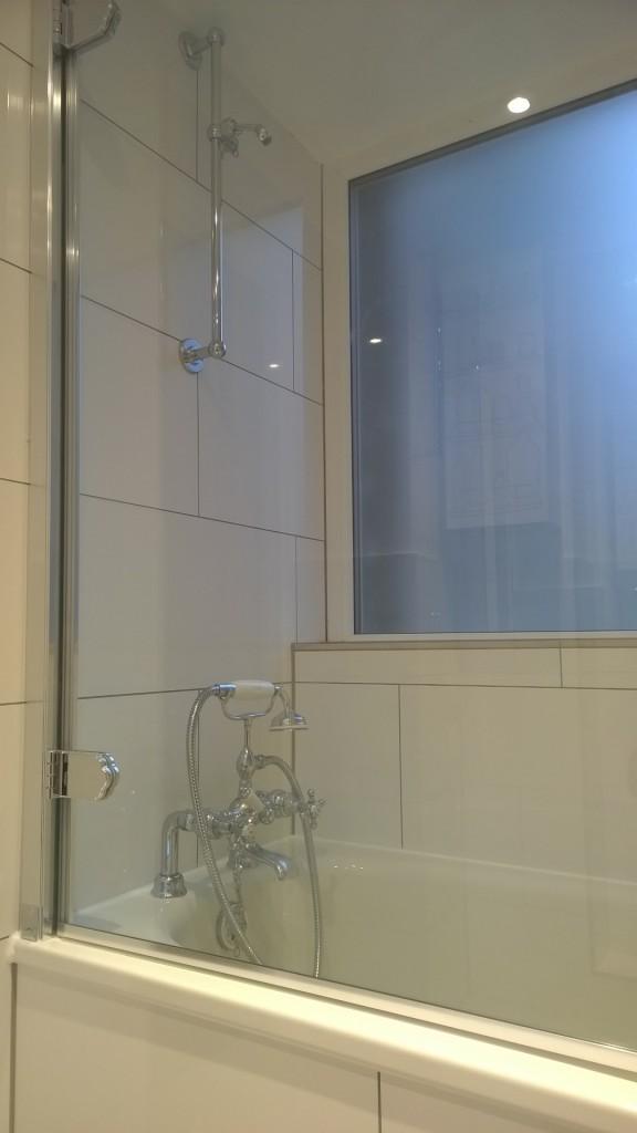Burlington bath screen
