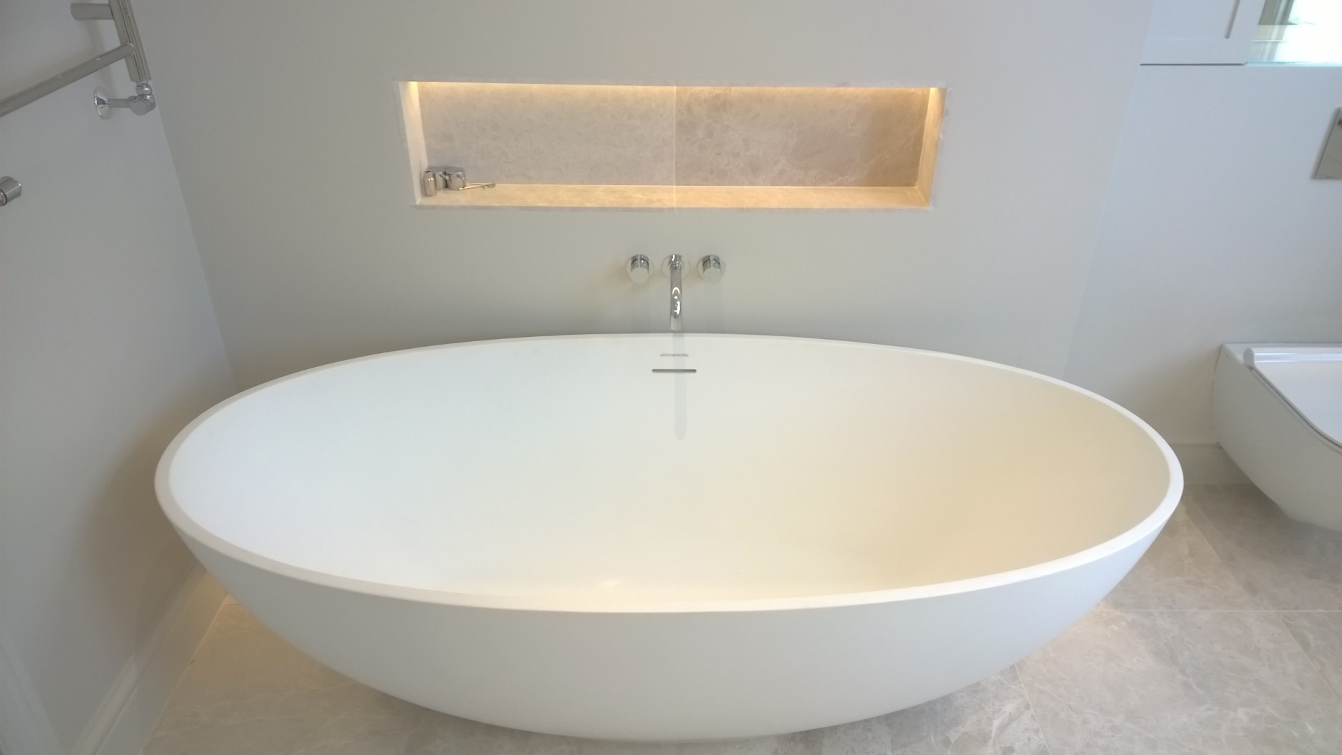 Chiswick bathrooms free standing bath