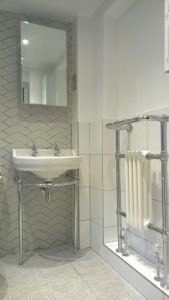 Bathroom remodel clapham