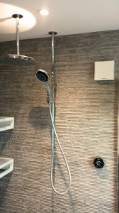 Mira digital electric shower